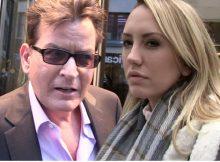 El proceso de Brett Rossi contra Charlie Sheen es despedido en el tribunal
