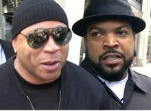 LL Cool J se une con cubo de hielo y se lanza para comprar emisoras de televisión de deportes