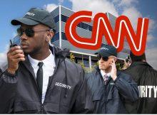 Personalidades de la CNN objetivo de Trump Get Armed Security