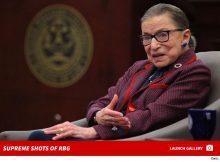 Ruth Bader Ginsburg, de la Suprema Corte de Justicia, es liberada del hospital tras romperse costillas