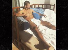 Jessie James Decker comparte foto desnuda de Eric Decker que mira grande en la jubilación