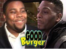 """Kenan Thompson y Kel Mitchell están al frente de la secuencia del """"Buen Burger"""", pero todavía no hay planes"""