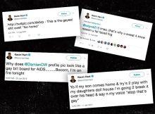 Kevin Hart aborda holgura para viejos tweets homofóbicos, pero no se disculpa