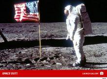 La NASA golpea las palmas en Steph Curry, fuimos a la luna seis veces!