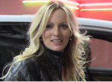 Propietario de strip-tease amenaza a Sue Stormy Daniels sobre Gay Slur Claim