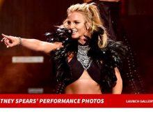 Britney Spears coloca a Vegas Show en espera después de la emergencia de la salud del padre Jamie