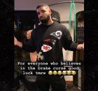 Drake abraza su maldición deportiva y derriba a todos los 4 equipos de la NFL