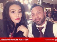 El extraño marido de JWoww, Roger, responde a las alegaciones de abuso