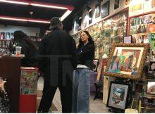 Hermana de Beyonce, Solange, Springs Up en Houston con Film Crew