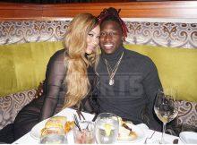 La ex - & # 39; Love & Hip Hop & # 39; de Star Hazel-E es un nuevo hombre, jugador de la NFL Lucky Whitehead