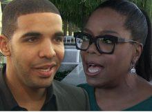 """Oprah hace el desafío """"In My Feelings"""" de Drake para la revista """"Shoot"""""""