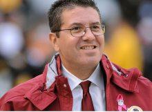 Propietario de Redskins Dan Snyder compra Superyacht de 100 millones de dólares con el IMAX Theatre