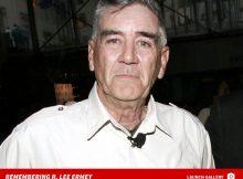 & # 39; Full Metal Jacket & # 39; estrella R. Lee Ermey enterrado en el cementerio nacional de Arlington