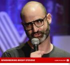 Comediante Brody Stevens encontrado muerto en 48, suicidio aparente por ahorcamiento