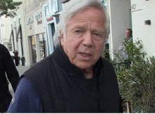 Patriotas Propietario Robert Kraft cobrado en la prostitución Sting