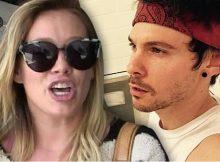 Hilary Duff y Baby Daddy se enfrentan con los intrusos