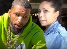 La estrella de & # 39; Love & Hip Hop & # 39 ;, Erica Mena, comparte el mensaje después de un tiro en el Ex-BF y mató