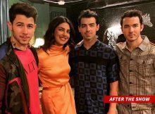 Los Jonas Brothers conciertos en Atlanta y los fans se vuelven locos