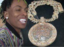 Rich the Kid Drops $ 450k para nueva cadena delante del lanzamiento del álbum