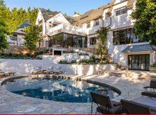 Adam Levine coloca a Beverly Hills en casa en el mercado por 47,5 millones de dólares