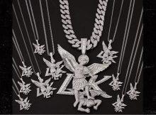 Tyga Drops Whopping $ 500k para la nueva cadena de arcángeles